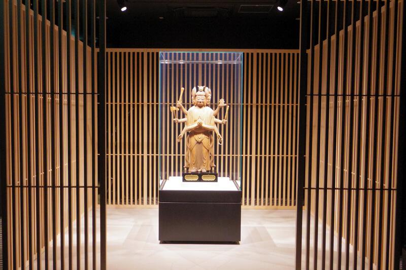 横山神社馬頭観音は1月29日まで