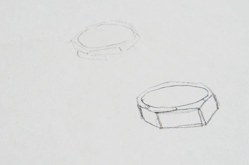 筆者はナット型のリングを作ることにしました
